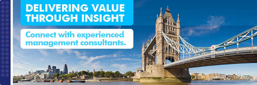 Experienced management consultants